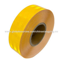DOT Yellow Reflective Tape for Auto Car/Truck/School Bus Truck Trailer